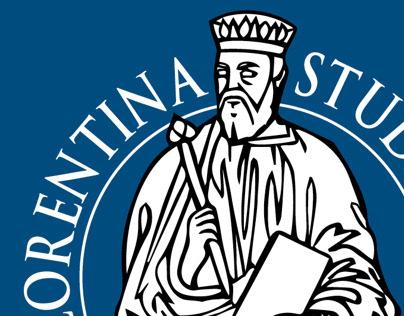 Making of restyling logo: University of Florence