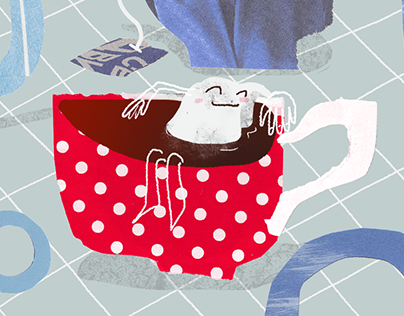 Tea bag (Чайный пакетик)