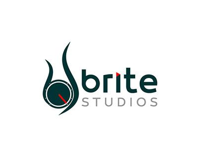Brite Studios Logo Designs