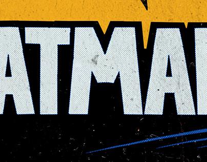 Batman - 80 Years