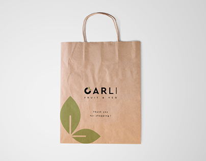 Carli Fruit & Veg - Logo design