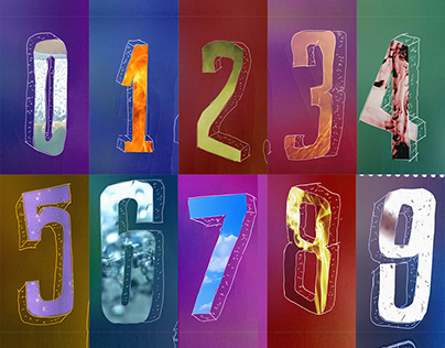 36 Days of Type - Numbers