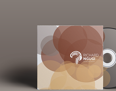 Richard Ngugi - Sound Recordist _Brand, Logo & Identity