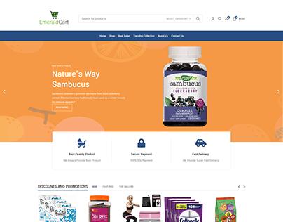 Amazon FBA Online Store   eCommerce Shop