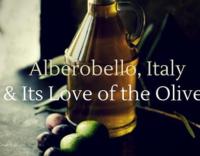Domenica Cresap's Take on Olive Oil in Italy