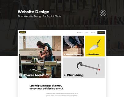 Exploit Tools Website