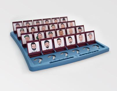 Wie Ziej Gie? (Board Game)