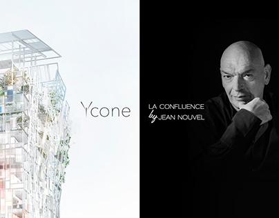 Ycone - La Confluence by Jean Nouvel
