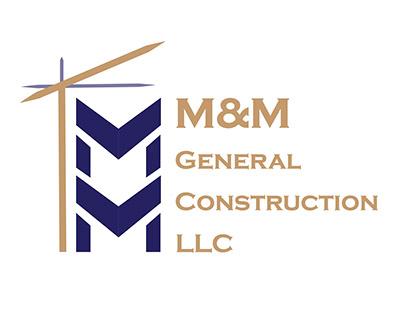 M&M General Construction LLC logo (Freelance)