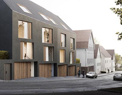 Wohnbau Gerlingen - Kai Dongus Architektur