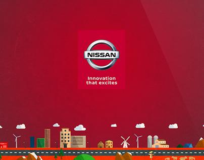 Nissan - Kids Amazing Trip