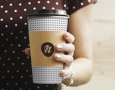N Coffee Brand Concept