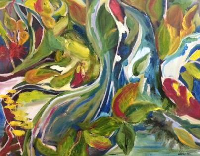 Selva abstracta
