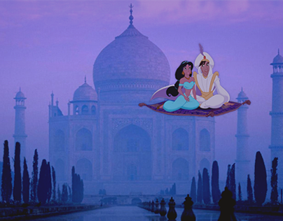 What if the Disney sceneries were real?