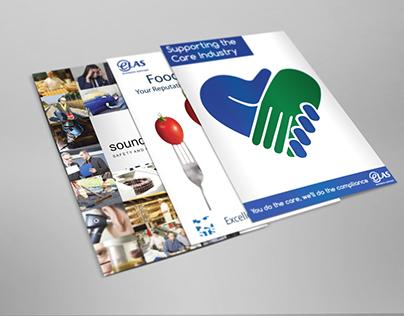 ELAS / STS: Brochure Design