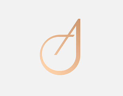 Agate Jula logo design