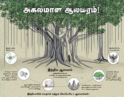 My Infographics For Dinamalar Pattam