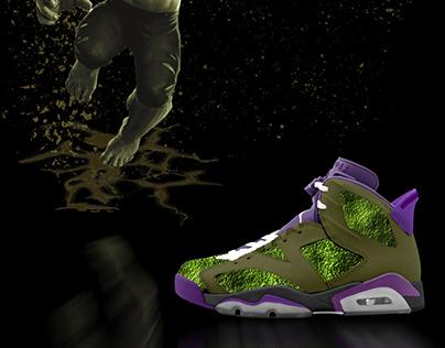 Jordan Hulk 6