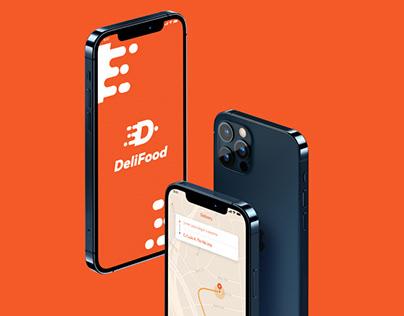 DeliFood - App