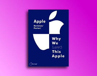 Apple | My Revision Poster