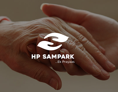 HP Sampark Branding