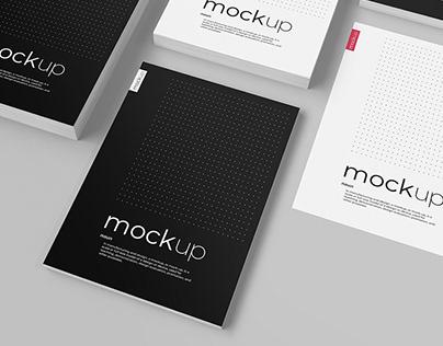 Flyer / Poster / CV Mockup 2