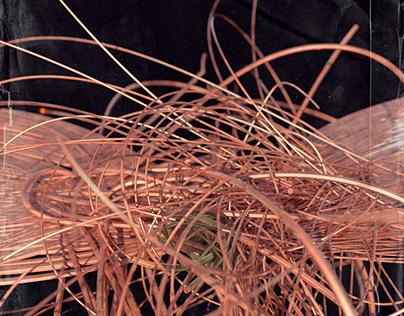 Square Copper Trails