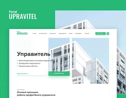 Portal Upravitel