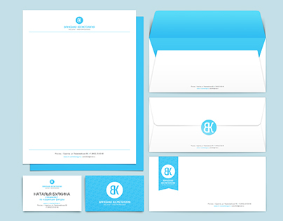 Medical cosmetology / Brand identity