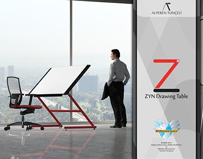 ZYN® Drafting Table