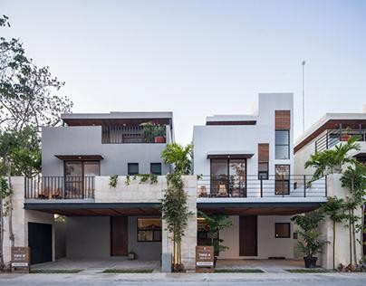 Fotos de Arquitectura de Aldea Serena