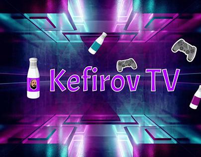 Kefirov TV (YouTube banner)