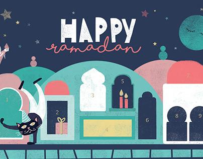 Happy Ramadan BOX