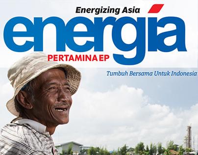 Tear Sheet - Energia Magazine - February 2015