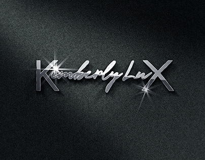 Kimberly Lux Logo Design