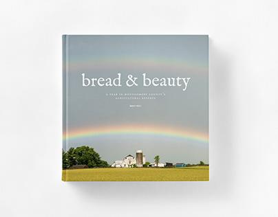bread & beauty - book design
