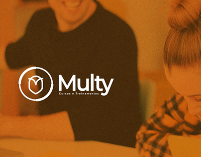 Multy - Cursos e Treinamentos (Logo / Identity)