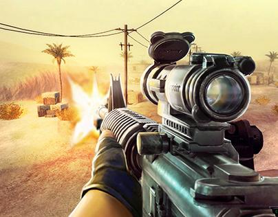 Anti Terrorist Attack Force - Critical FPS Shooter (U