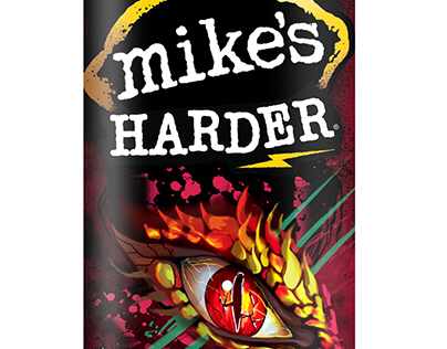 Mike's Harder Can Design (Won the contest)