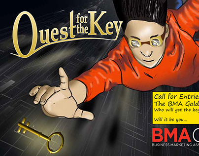 BMA Gold Key Collateral
