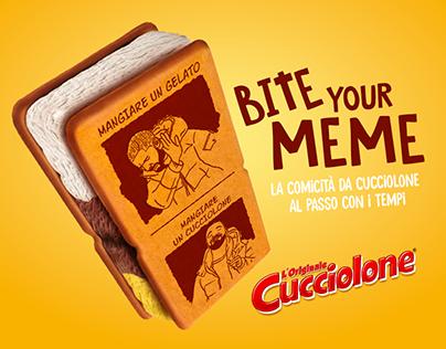 Bite Your Meme - Cucciolone [Personal Project]