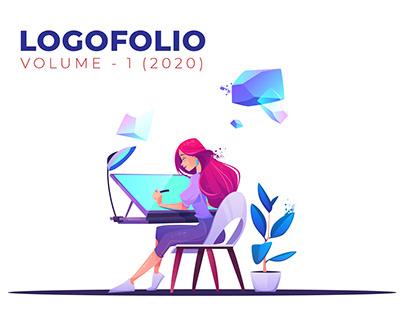 Logofolio Volume - 1 (2020)