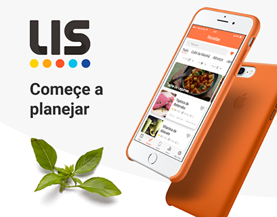 LIS | Planejamento Alimentar App
