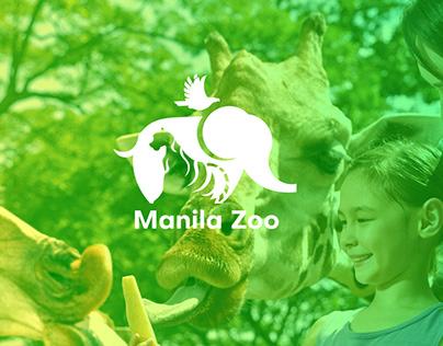 Manila Zoo Branding concept