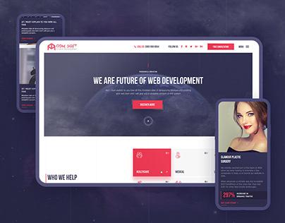 ODMsoft Agency | Website Design/UX-UI