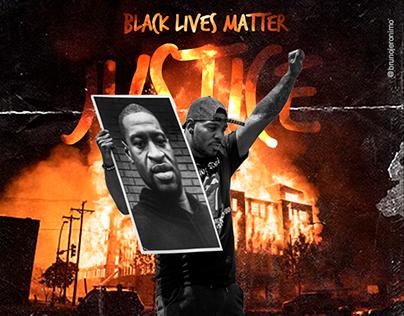 #BlackLivesMatter - Justice for George Floyd