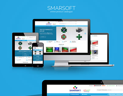 Smarsoft - online product catalogue