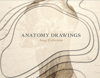 Anatomy Drawings Titles / Ancient Film Opening