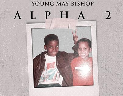YOUNG MAY BISHOP - SINGLE COVER ARTWORK