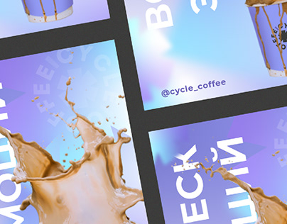 Cycle coffee identity